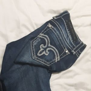 Rock revival Jean's size 27/long